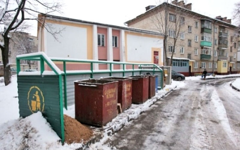Приятель расчленил молодую женщину и выбросил в мусорный бак под Красноярском