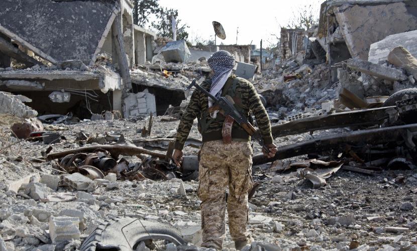Американцы заявили, что именно благодаря коалиции боевики ИГ отступают в Ираке и Сирии