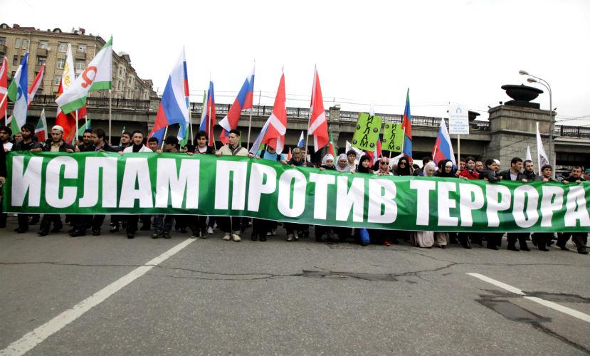 Идея джихада потерпела поражение в Чечне