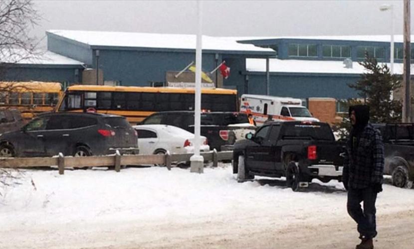Канадский школьник убил дочку мэра и собственных братьев