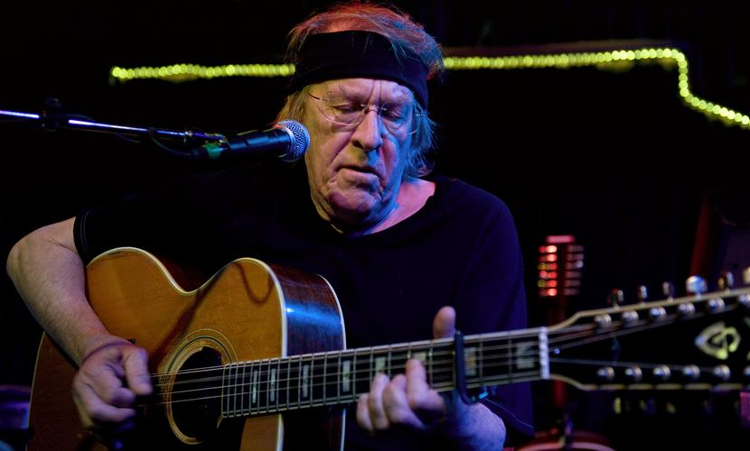 Основатель легендарной рок-группы Jefferson Airplane скончался от септического шока