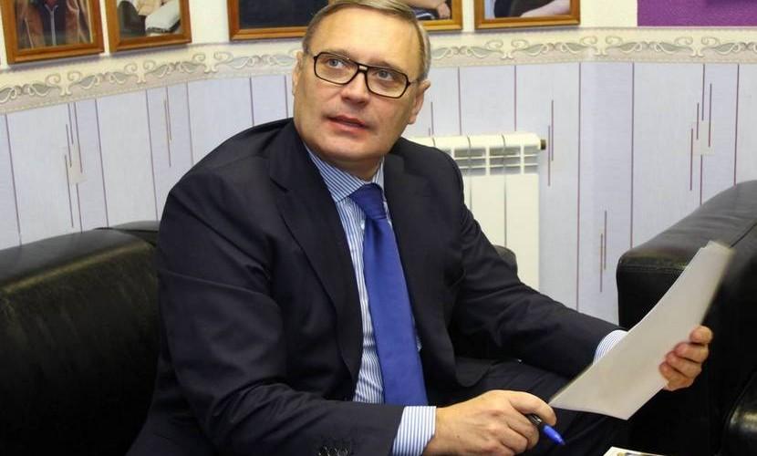 Глава Севастополя назвал лидера ПАРНАСа «продавцом воздуха»