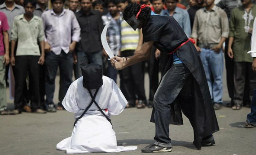 Власти Саудовской Аравии отрубили головы полсотне осужденных