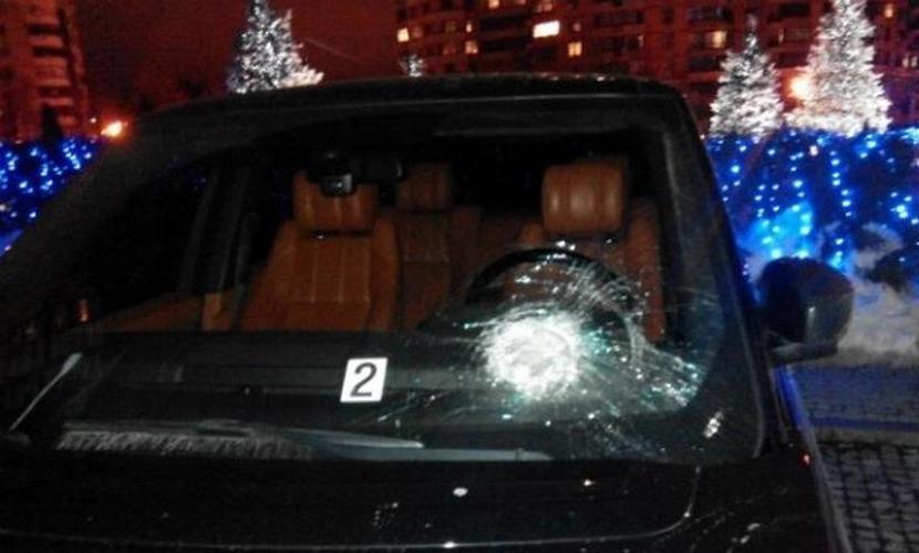Странное покушение гирями на депутата партии Ляшко в Киеве устроил бывший тесть