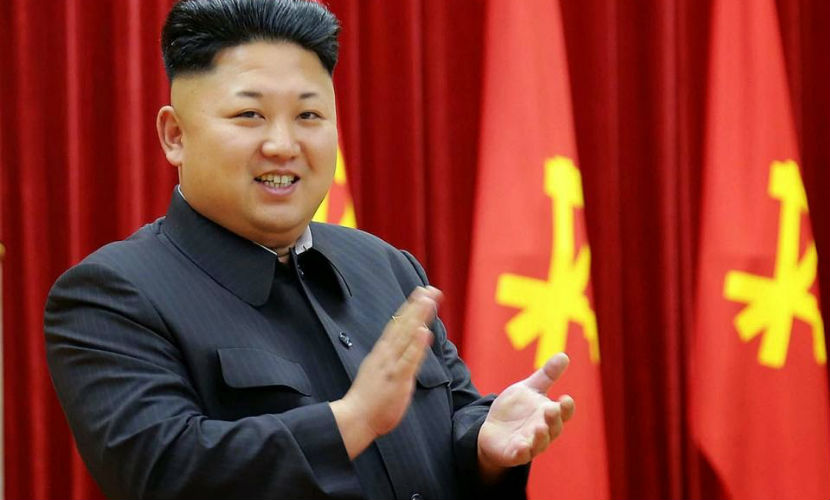Ким Чен Ын поблагодарил инженеров за успешное испытание водородной бомбы