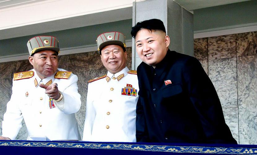 Ким Чен Ын устроил праздничный прием в честь создателей водородной бомбы