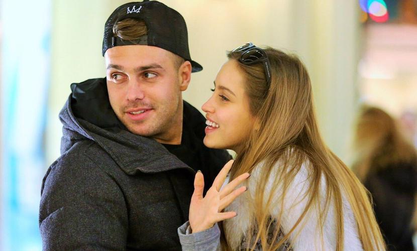 Звезда «Дома-2» Анастасия Киушкина влюбилась в известного украинского футболиста и «завербовала» его в Россию