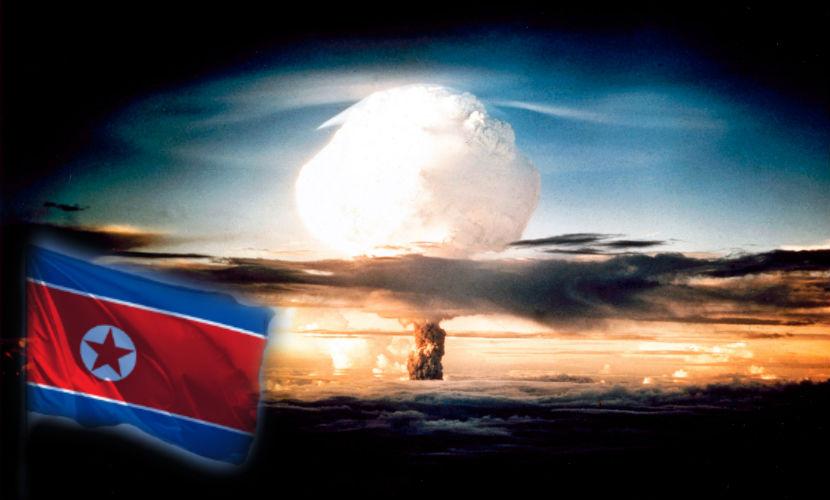 Северная Корея заявила, что с успехом завершила испытание водородной бомбы