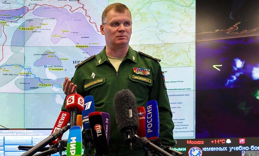 Сообщения про сбитый ВВС Турции российский самолет - полная чепуха, - Конашенков