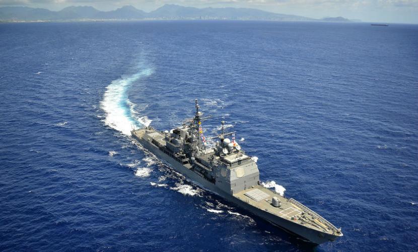 МИД Ирана заявил, что задержанные суда ВМС США скоро продолжат плавание