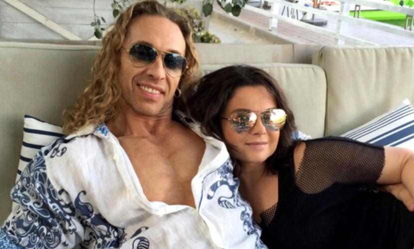 Наташа Королева опубликовала личное фото со своим мужем из сауны