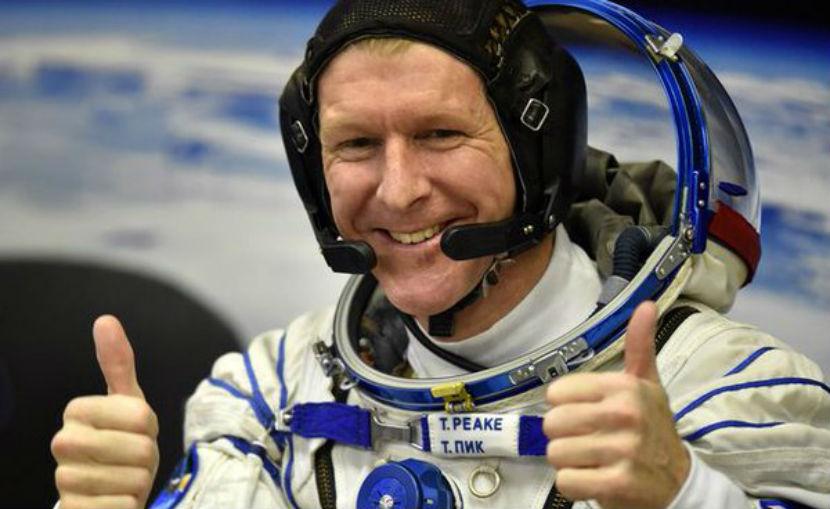 Британский астронавт заявил о жизни на Марсе