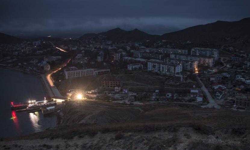Авария на ЛЭП под Симферополем оставила без света девять сел Республики Крым