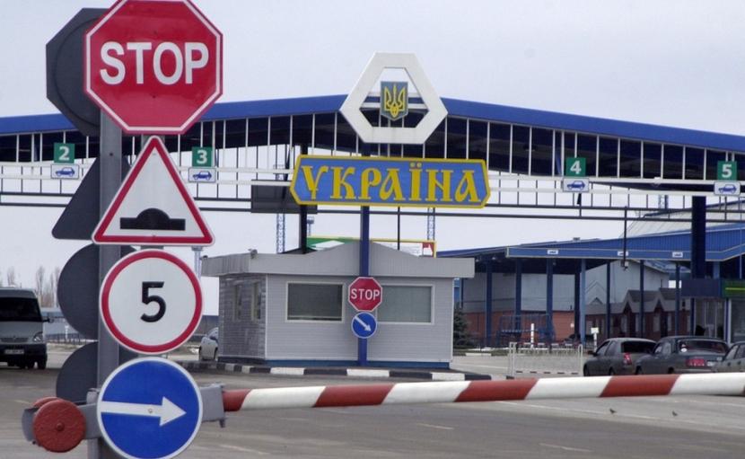 Торговля между Украиной и Крымом полностью прекращена