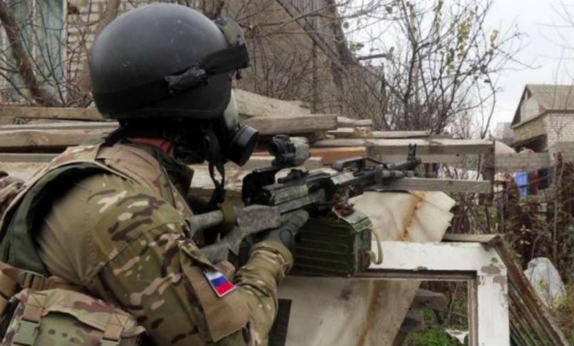 Спецоперация по уничтожению террористов в Нальчике перешла в боестолкновение