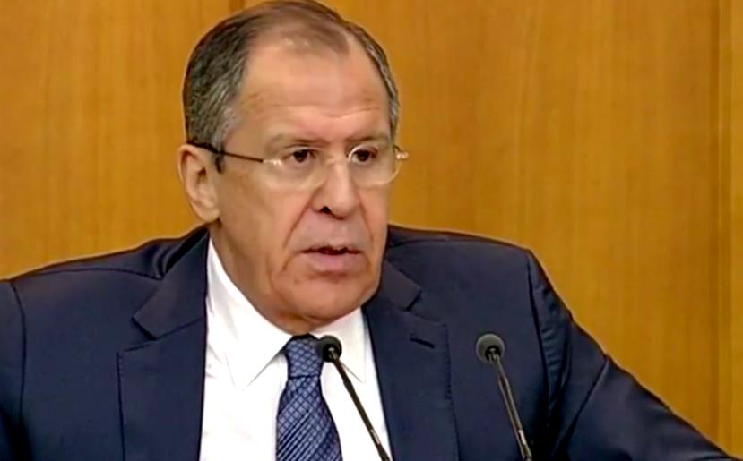 Сергун не ездил к Асаду предлагать политическое убежище, - Лавров