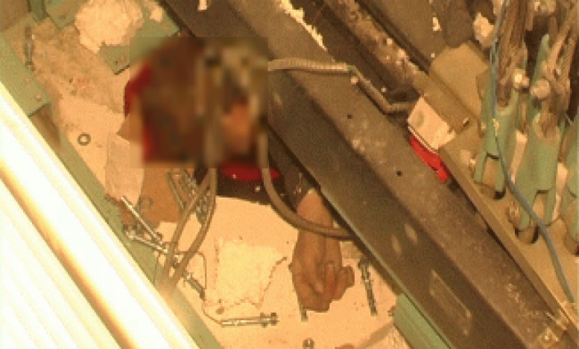 Женщина погибла при падении лифта с 7 этажа в Москве