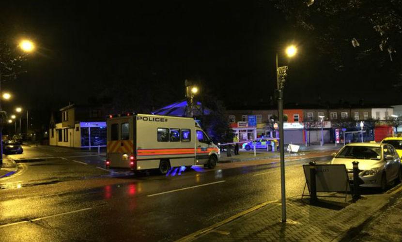 Масштабная утечка газа стала причиной эвакуации 500 человек в Лондоне