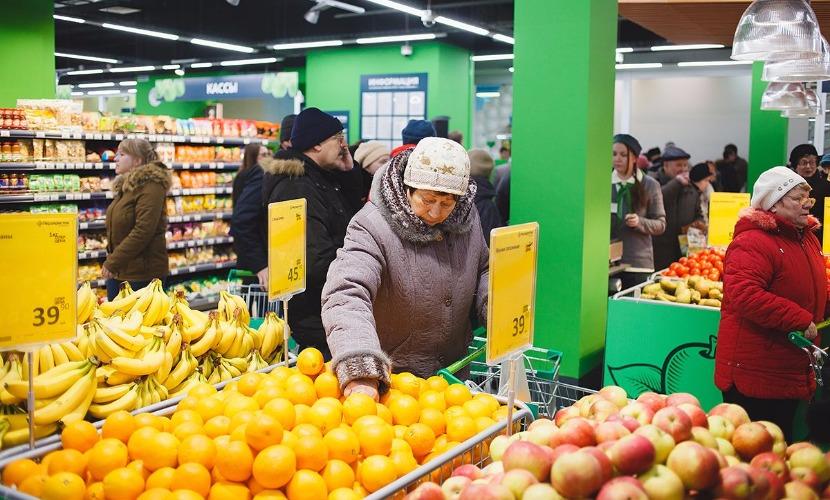 Российский ритейлер заявил о замене турецких продуктов на прилавках магазинов иранскими