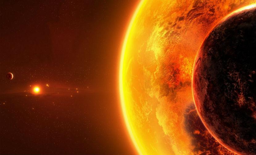 Ученые разгадали тайну крупных катастроф на Марсе и Плутоне