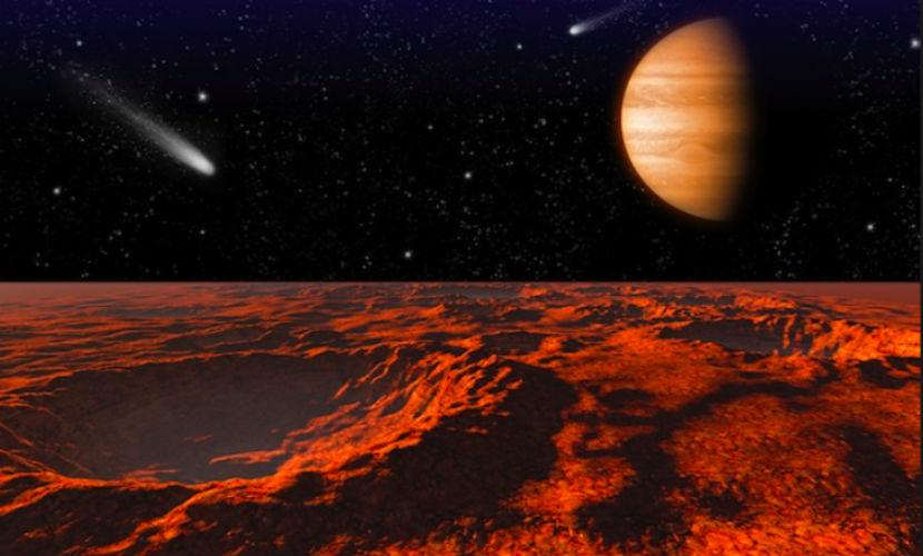 Космонавты впервые вырастили грибы в марсианской среде