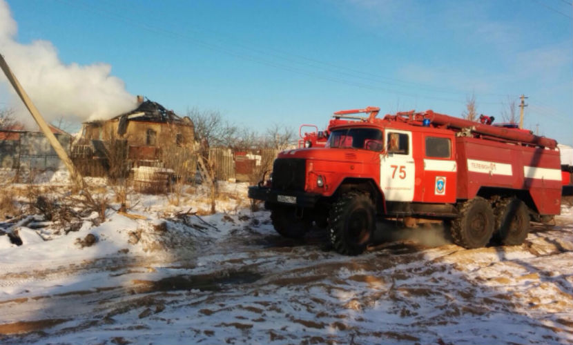 20-летний парень заживо сгорел на новогодней вечеринке в Балашихе