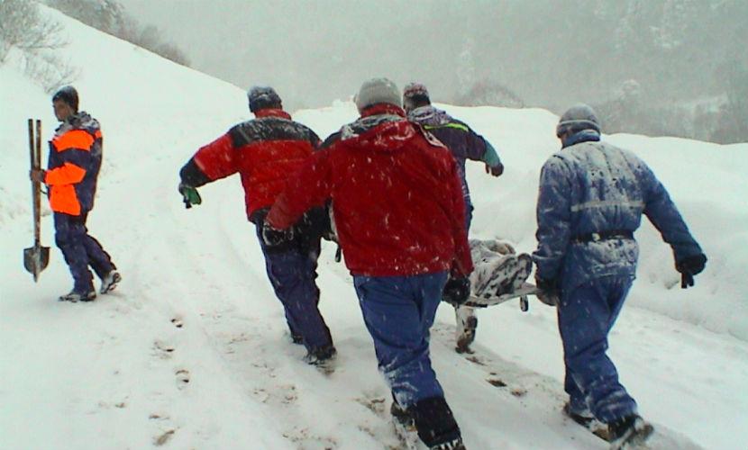 Альпинист из Минска погиб во время спуска на Эльбрусе
