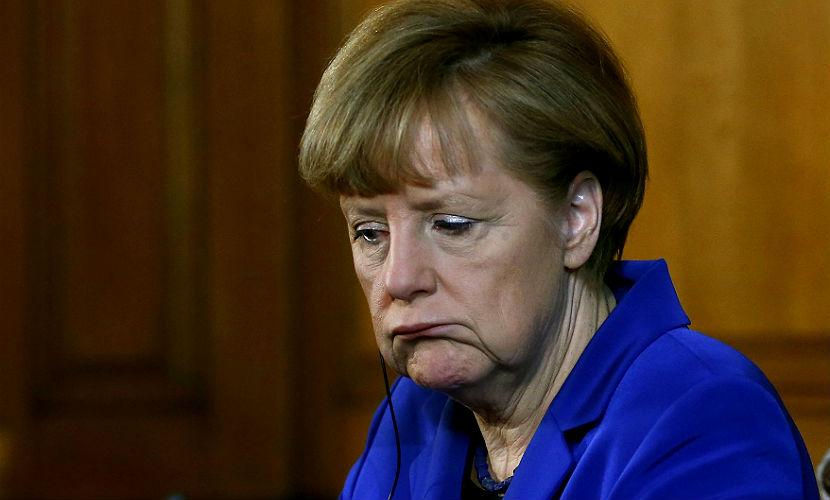 Меркель предрекли