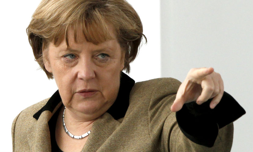 Сексистские преступления в Кельне произошли из-за «презрения к женщинам», - Меркель