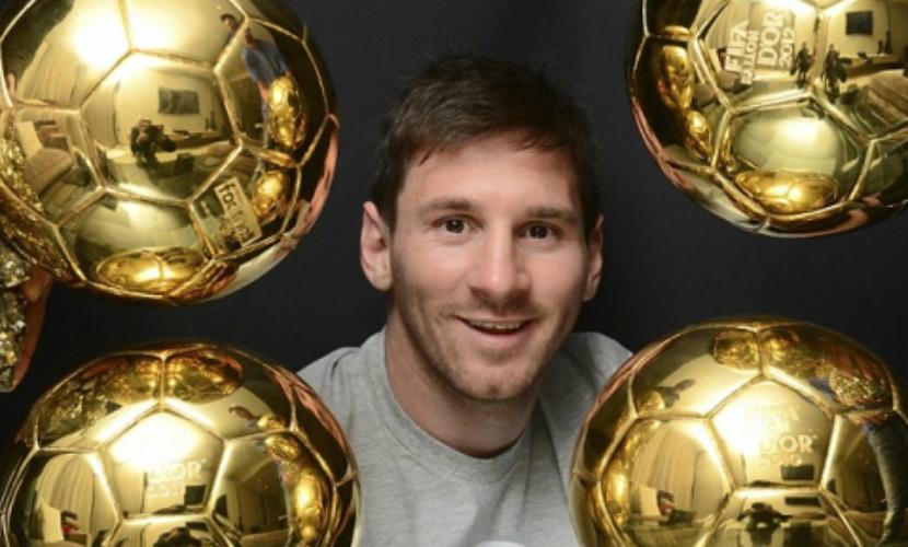 Лучшим футболистом 2015 года объявлен гениальный Лионель Месси
