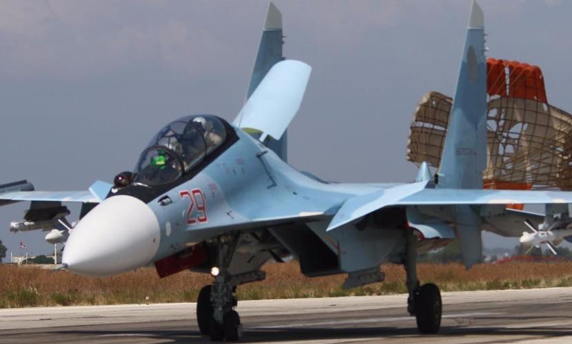 Российские и сирийские самолеты впервые совместно решали задачу по уничтожению объектов ИГ