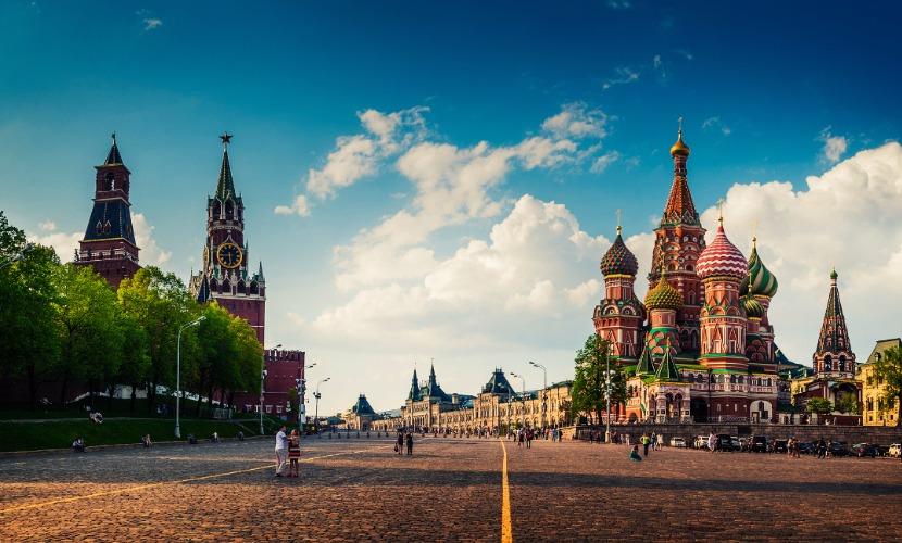 Москва и Санкт-Петербург стали менее популярными городами среди туристов со всего мира