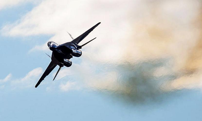 Таинственный самолет замечен у границ России над Черным морем