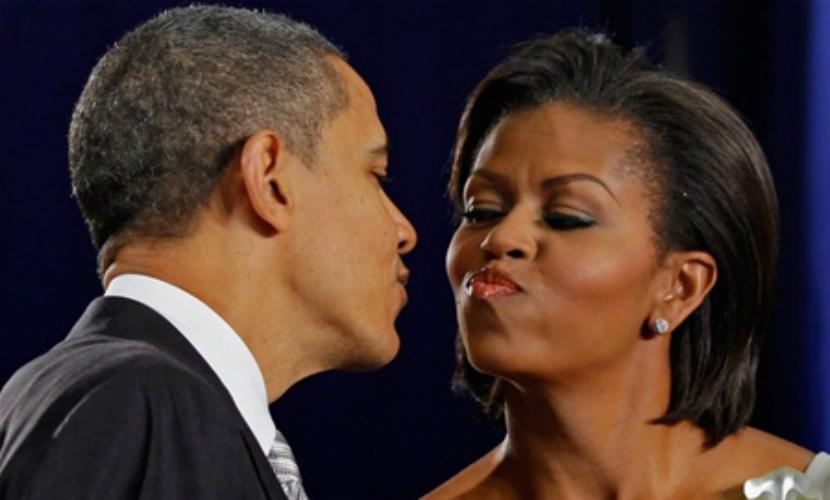 Обама признался, что баллотироваться на третий срок ему не позволила бы жена