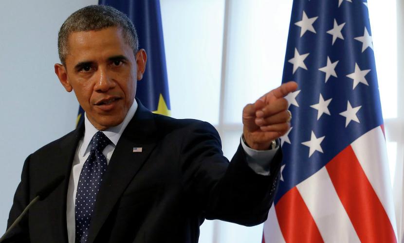 Обама призвал бороться с антисемитизмом так, как будто «мы все евреи»
