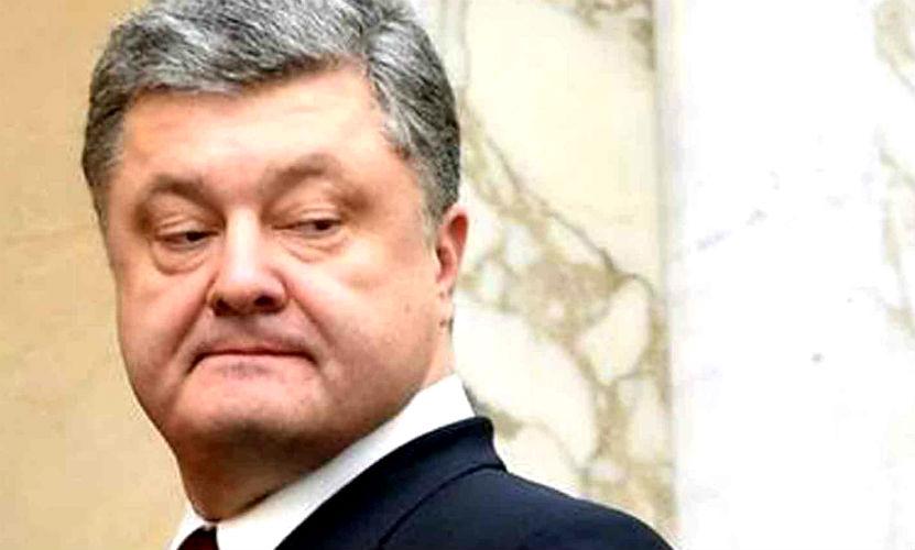 Порошенко устроил грандиозный новогодний фейк, выдав себя за Путина