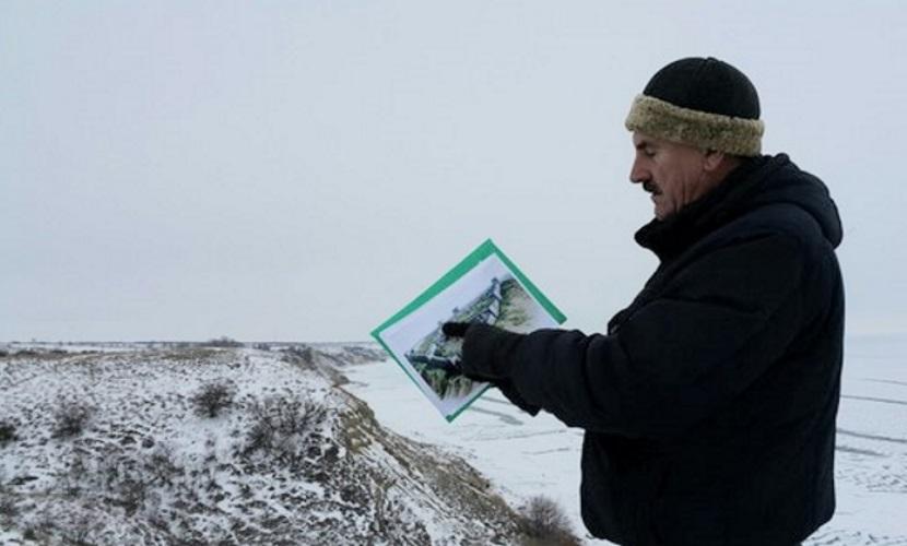 Обрушение берегов Цимлянского водохранилища уничтожает археологические артефакты в Ростовской области
