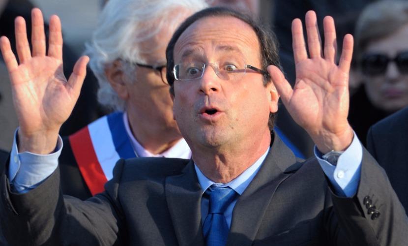 Мы заставили террористов организации ДАИШ отступать в Ираке и Сирии, - Олланд