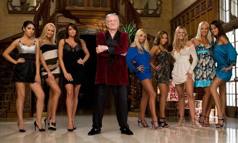 За особняк Playboy с Хью Хефнером попросили $200 млн