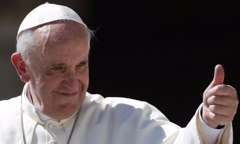 Система возвеличивает коррупцию, и она становится обыденностью, - Папа римский