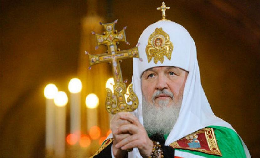 Патриарх Кирилл призвал православных молиться за мир на Украине