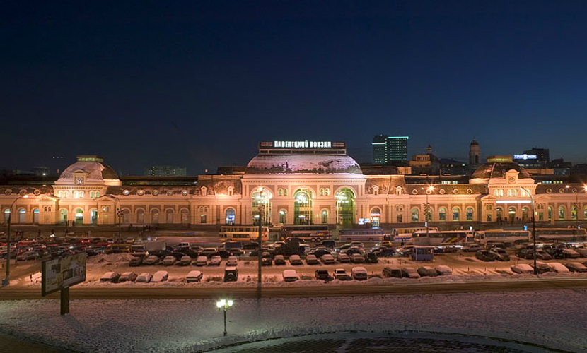 Правоохранители не нашли бомбу на Павелецком вокзале