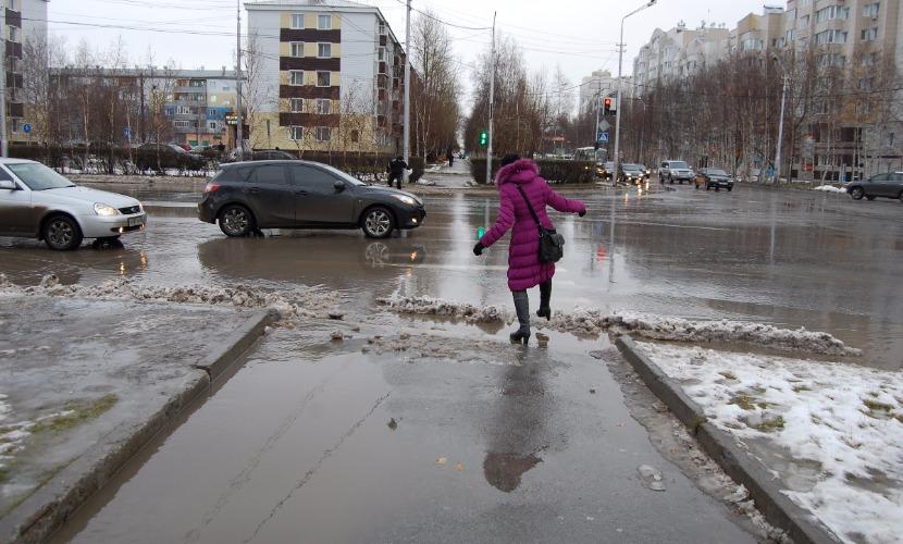 Россию поразили положительные аномалии - в феврале будет теплее на 10-18 градусов