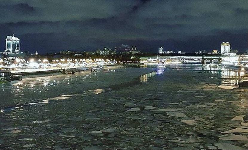 Московская оттепель побила рекорд 27-летней давности