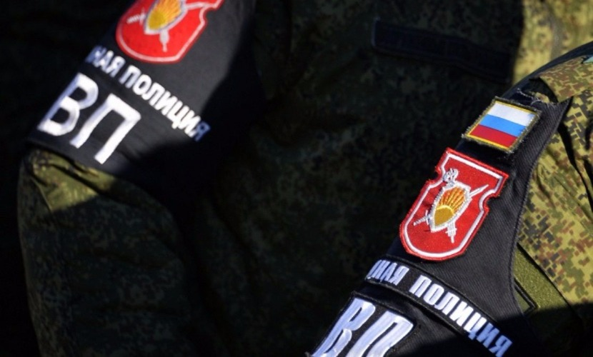 Военная полиция Минобороны взяла под охрану российскую авиабазу