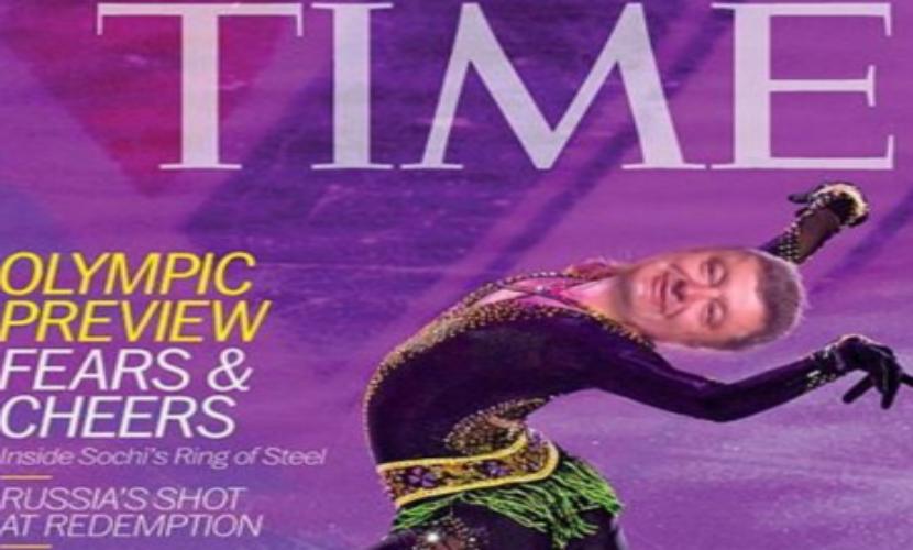 Порошенко, заменившего собой Путина на обложке The Economist, высмеяли в десятках фотожаб