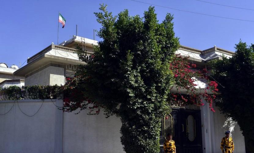 Саудовская авиация разбомбила посольство Ирана в Йемене