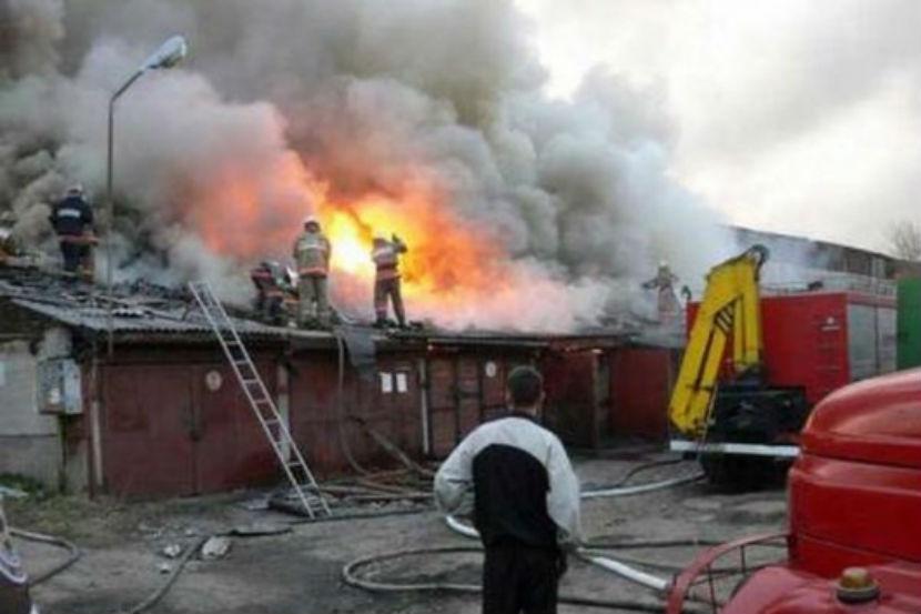 Несколько человек получили ранения во время взрыва под Москвой