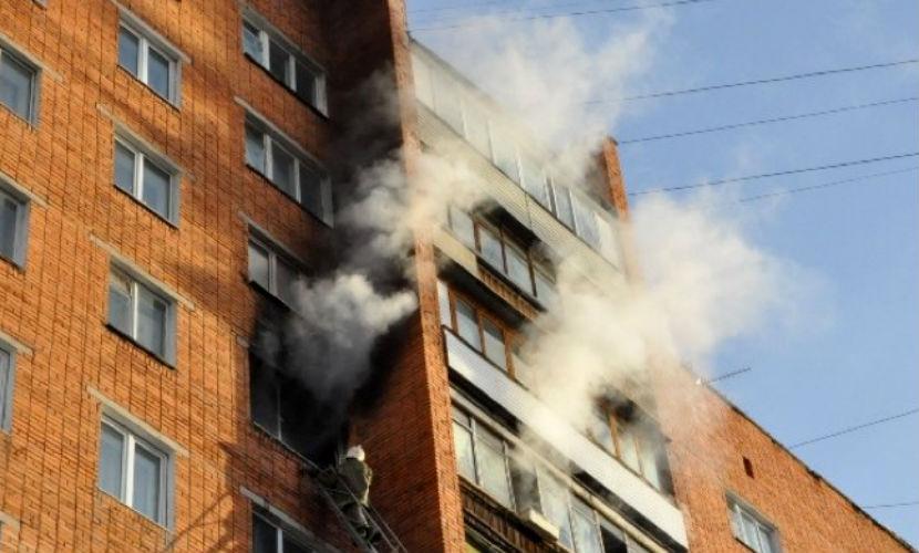 Спасенный самоубийца поджег квартиру с семьей в Уфе