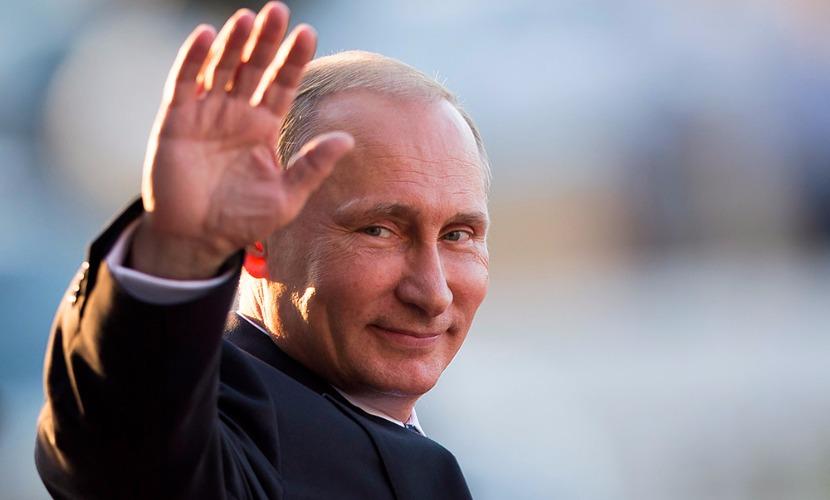 Жители Израиля удостоили Путина звания